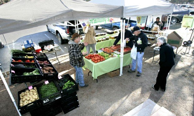Market aims to grow food-based small businesses