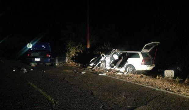 Crash southwest of Tucson kills woman, injures daughter | Crime
