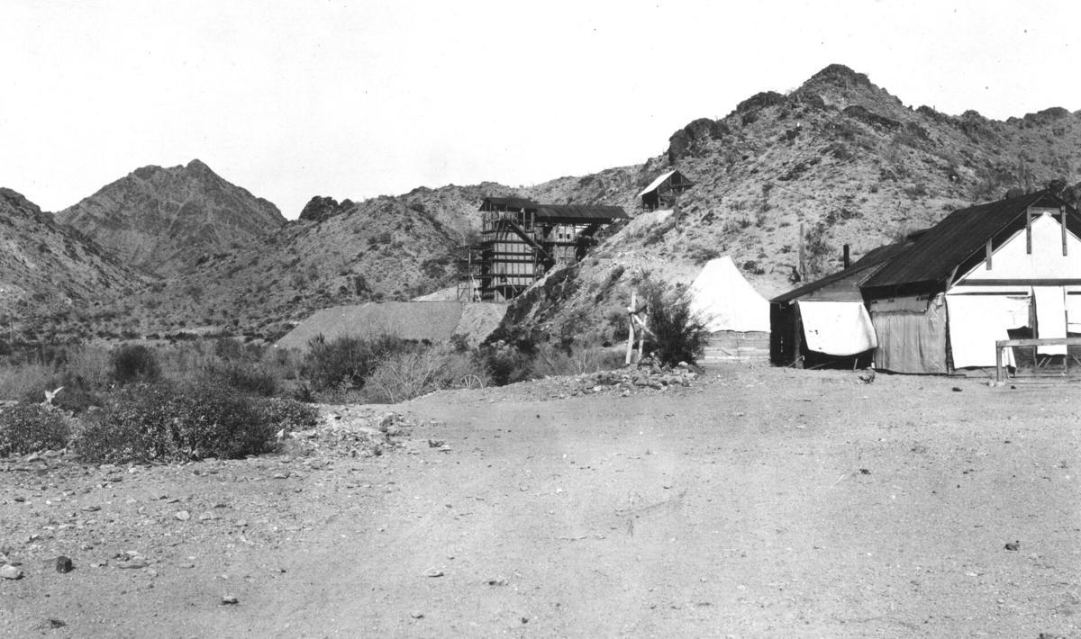 Mine Tales: Lower Colorado Mining Operations