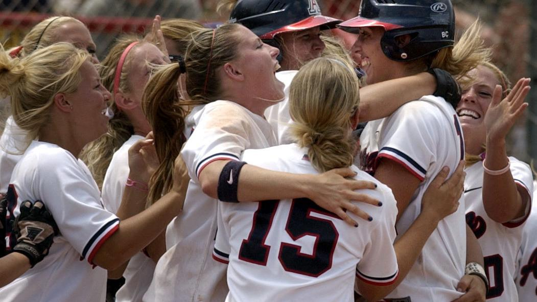 Greg Hansen's top 10 hits in Arizona Wildcats softball history