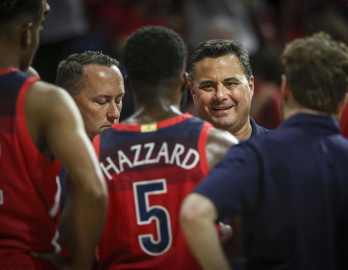 A Team Into arizona 'getting better as a team' heading into friday's