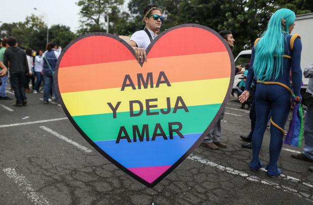 Peru Gay Pride Parade