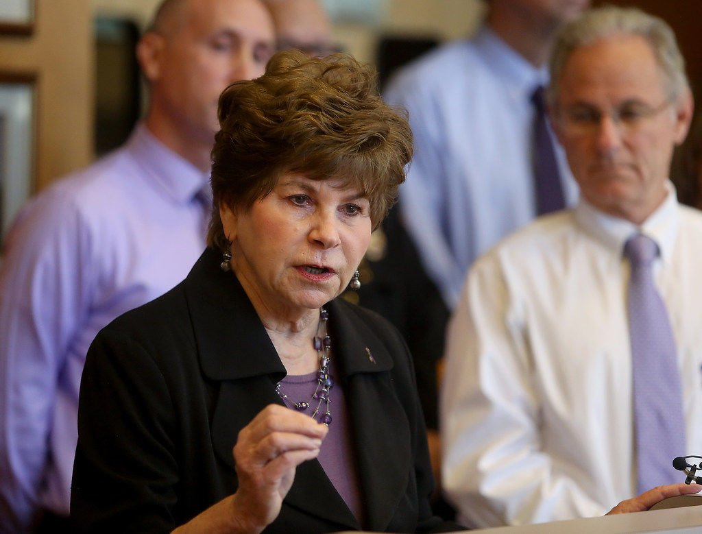 County Attorney Barbara LaWall