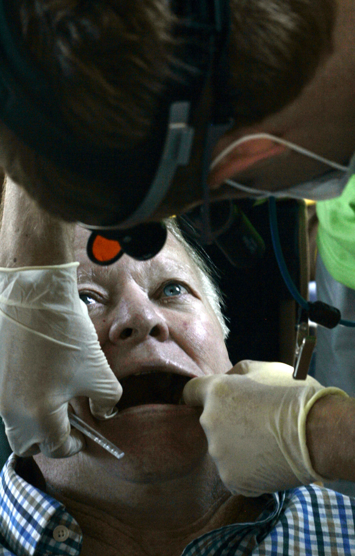 Dentists skip Hope Fest, seek better way to meet Tucson's 'astronomical' need