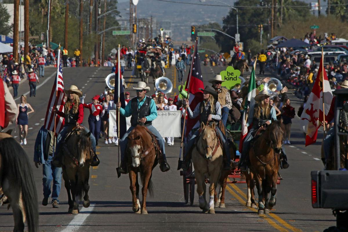 2017 Tucson Rodeo Parade