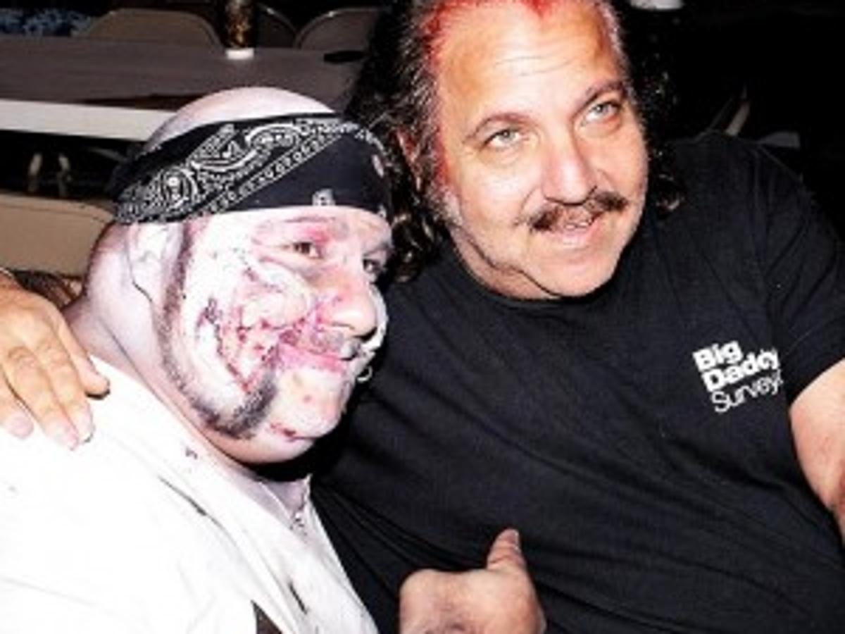 Actriz Porno Guiness World Record vampires, zombies and, uh, ron jeremy | entertainment