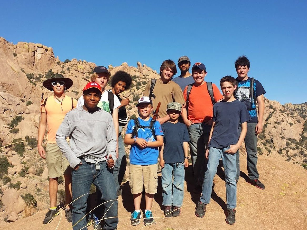 Desert Men's Council Adventure Outings
