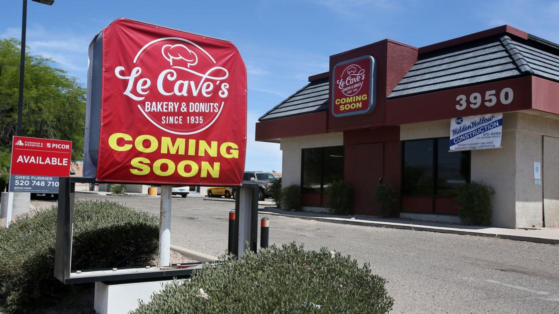Iconic Tucson Doughnut Shop Le Cave S Moving To Midtown Under New