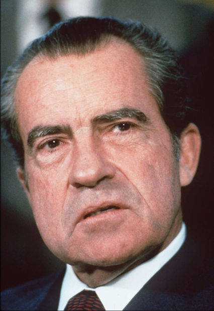 Nixon considered pushing for total ban on handguns