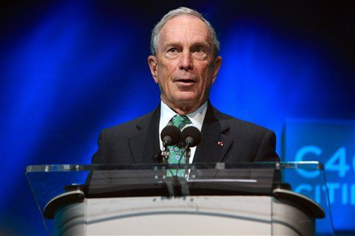 Bloomberg decides against third-party bid for White House