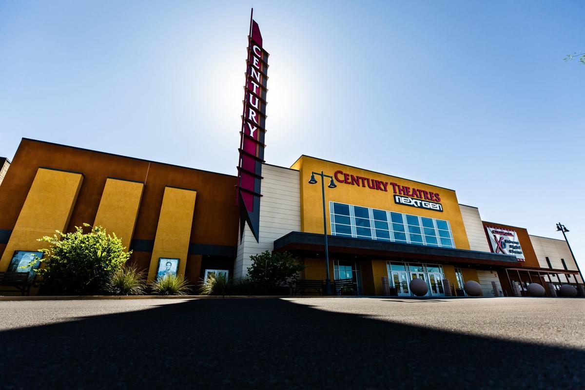 Century Theatre's Cinemark Tucson Marketplace