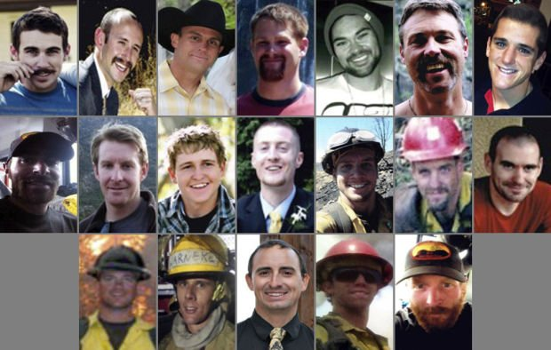 Families of 19 firemen will get at least $328,000
