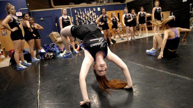 Marana High School Dance Team