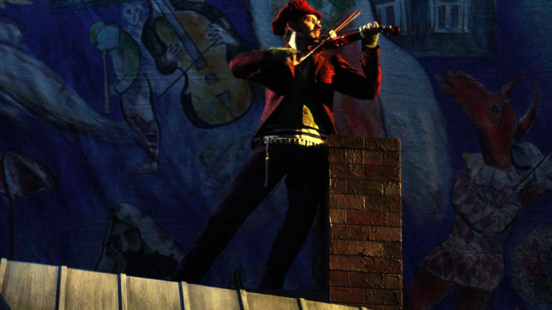 Fiddler On The Roof Entertainment Tucson Com