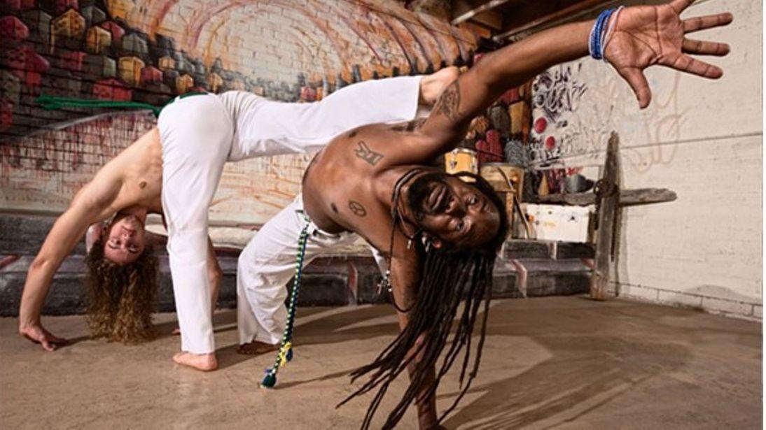 Tucson Capoeira intro class