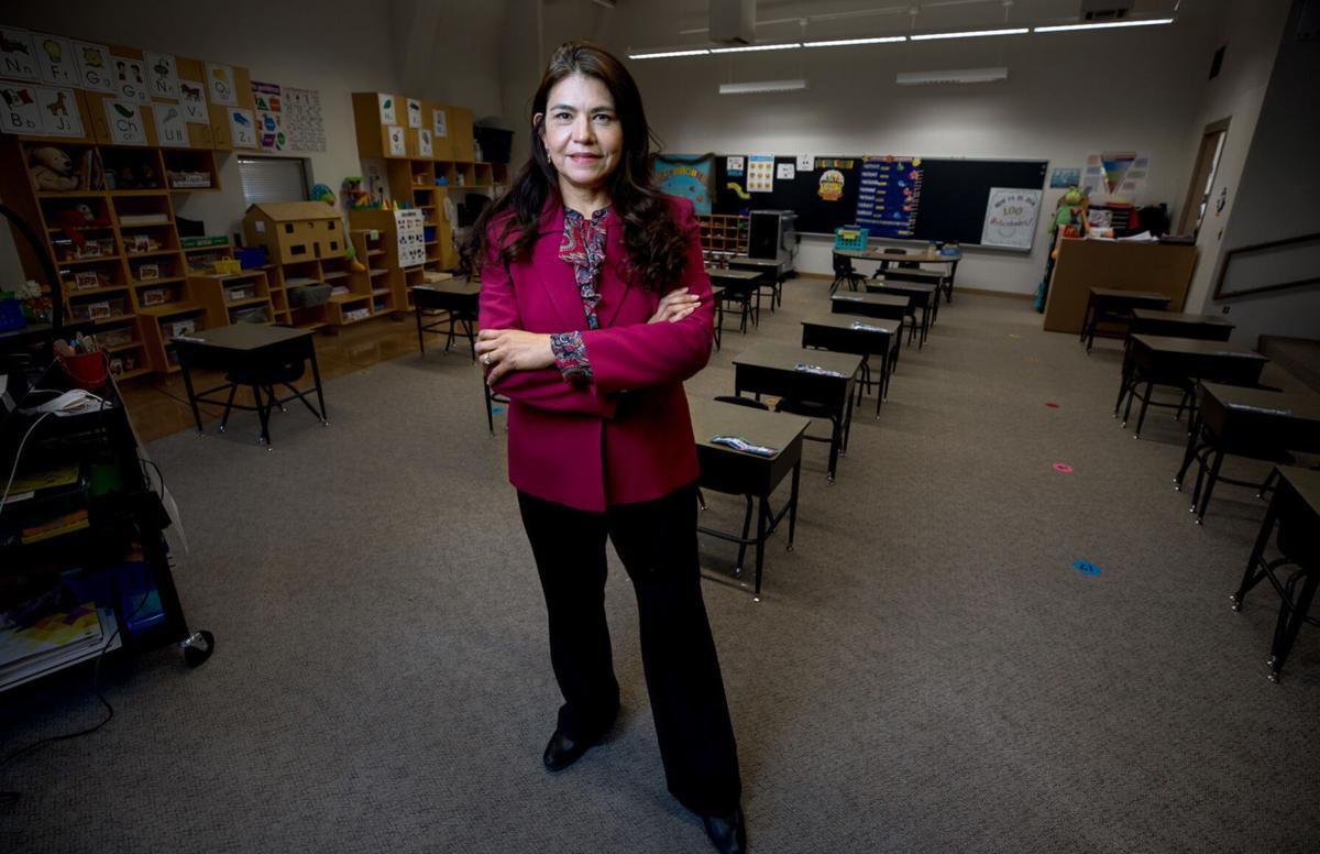Las Mujeres de la Pandemia, Patricia Dorado (LE)