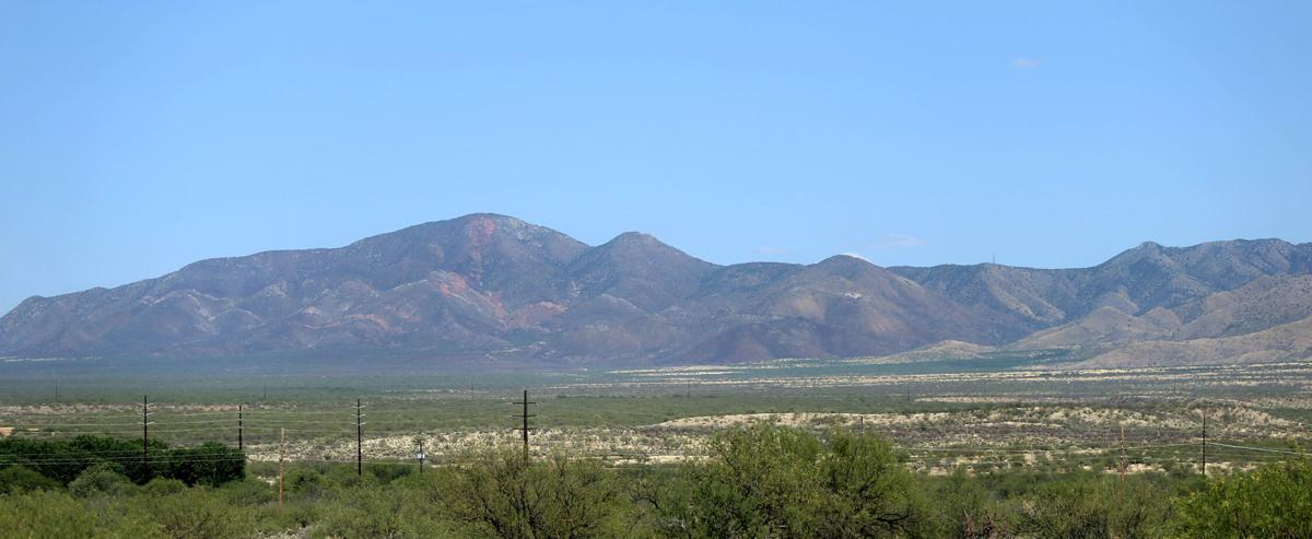 Santa Rita Mountains, Green Valley