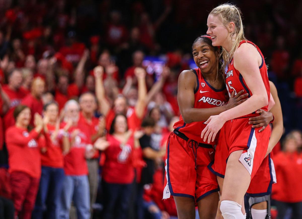 Arizona State vs Arizona Womens Basketball