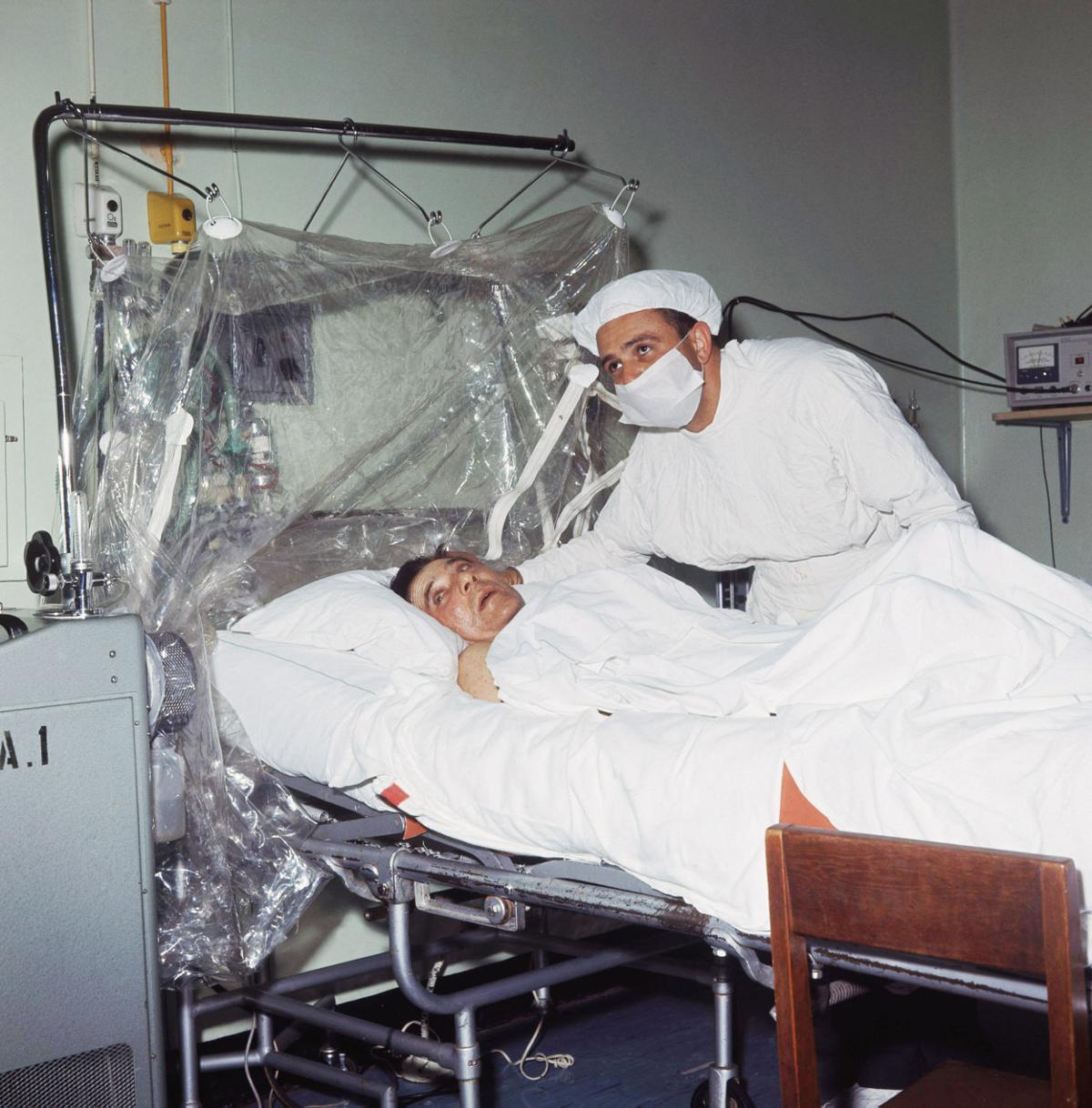 1967: Heart Transplant