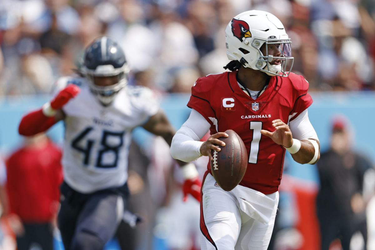 Cardinals Titans Football
