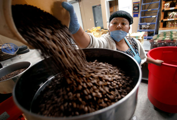 Mexico coffee co-op, with border operations, helping ease immigration pressures