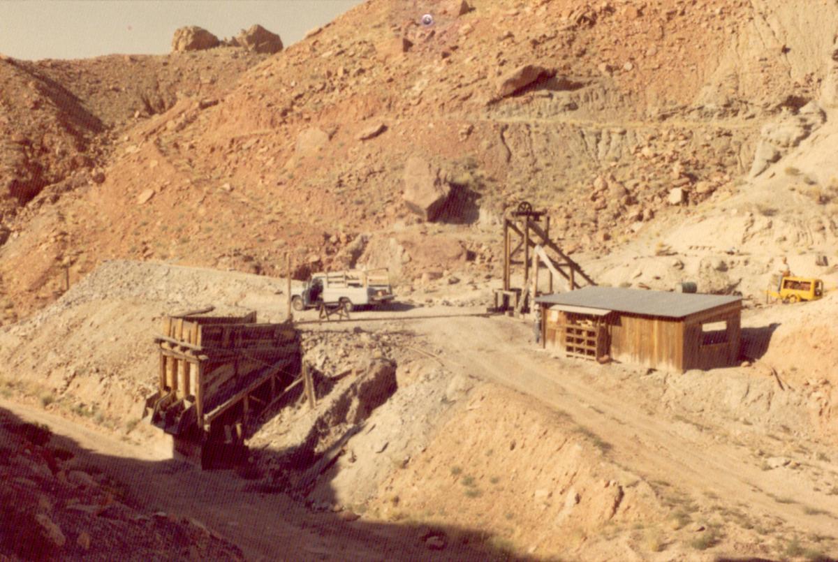 Mine Tales: Sun Valley Mine
