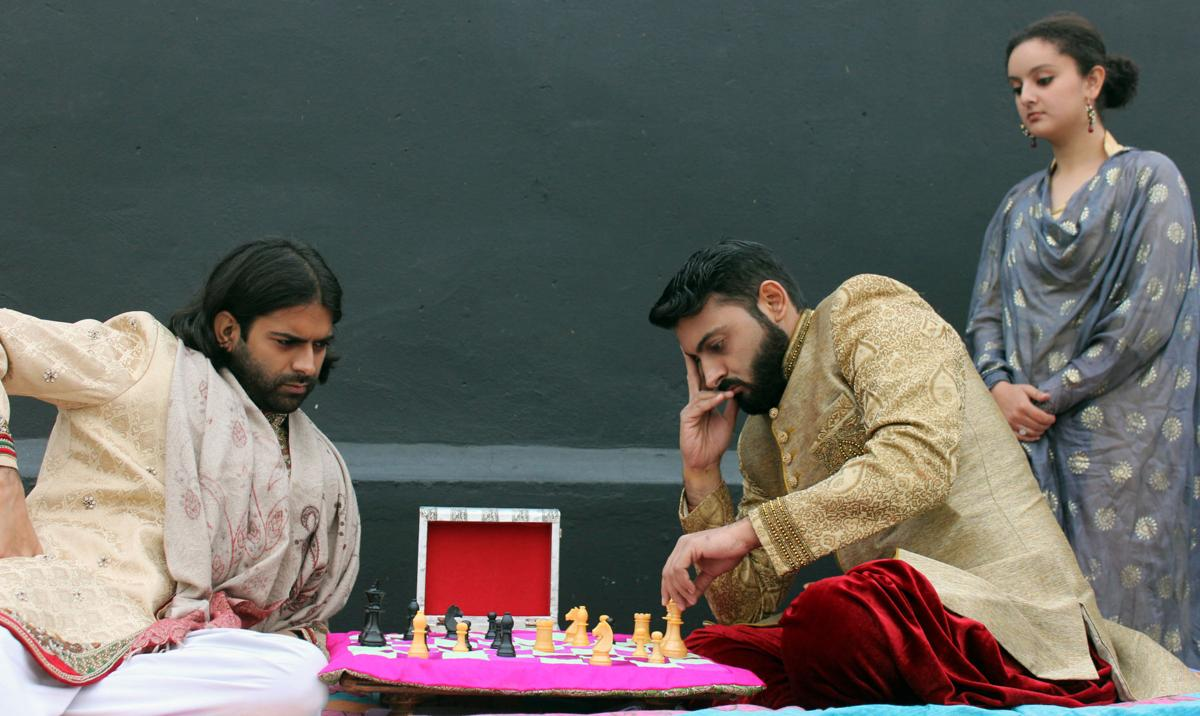 'The Chess Players'