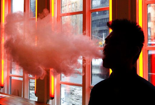 Clampdown on vaping could send users back toward cigarettes (copy)