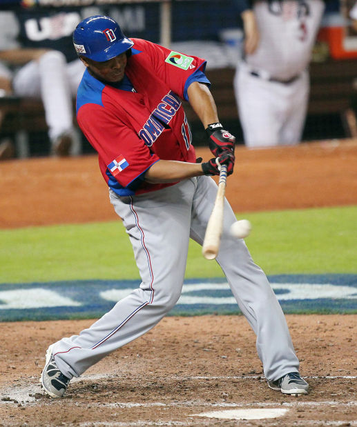 World Baseball Classic: Dominican Republic 3, USA 1: US on verge of elimination