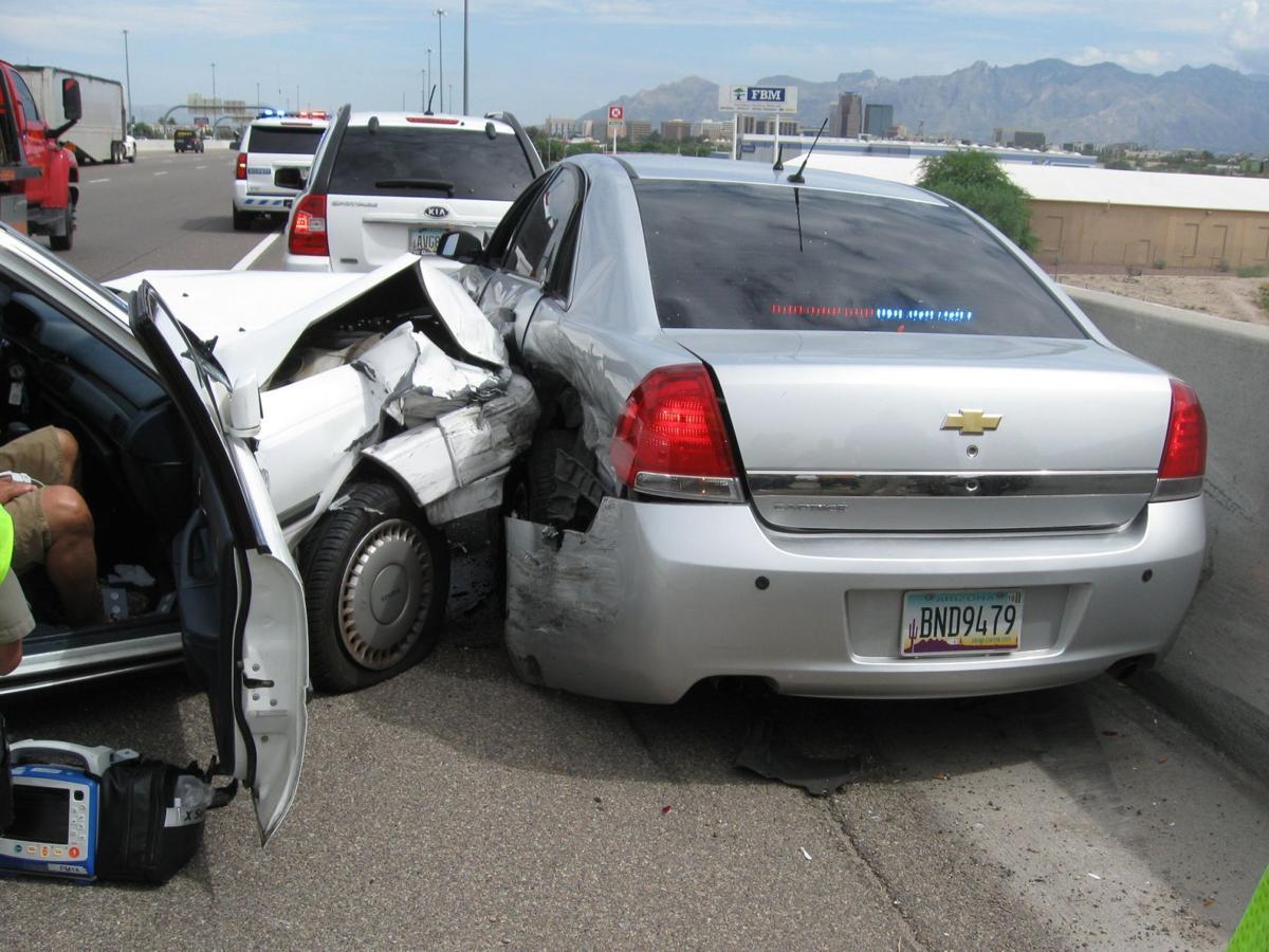 Arizona trooper injured while conducting traffic stop on I-10