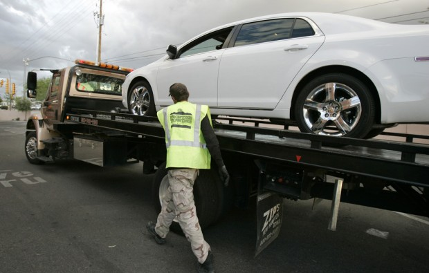 County could get financial mileage from cars it seizes