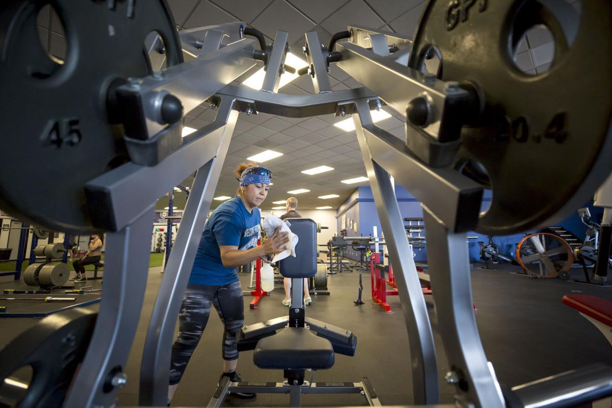 Tucson Strength gym coronavirus