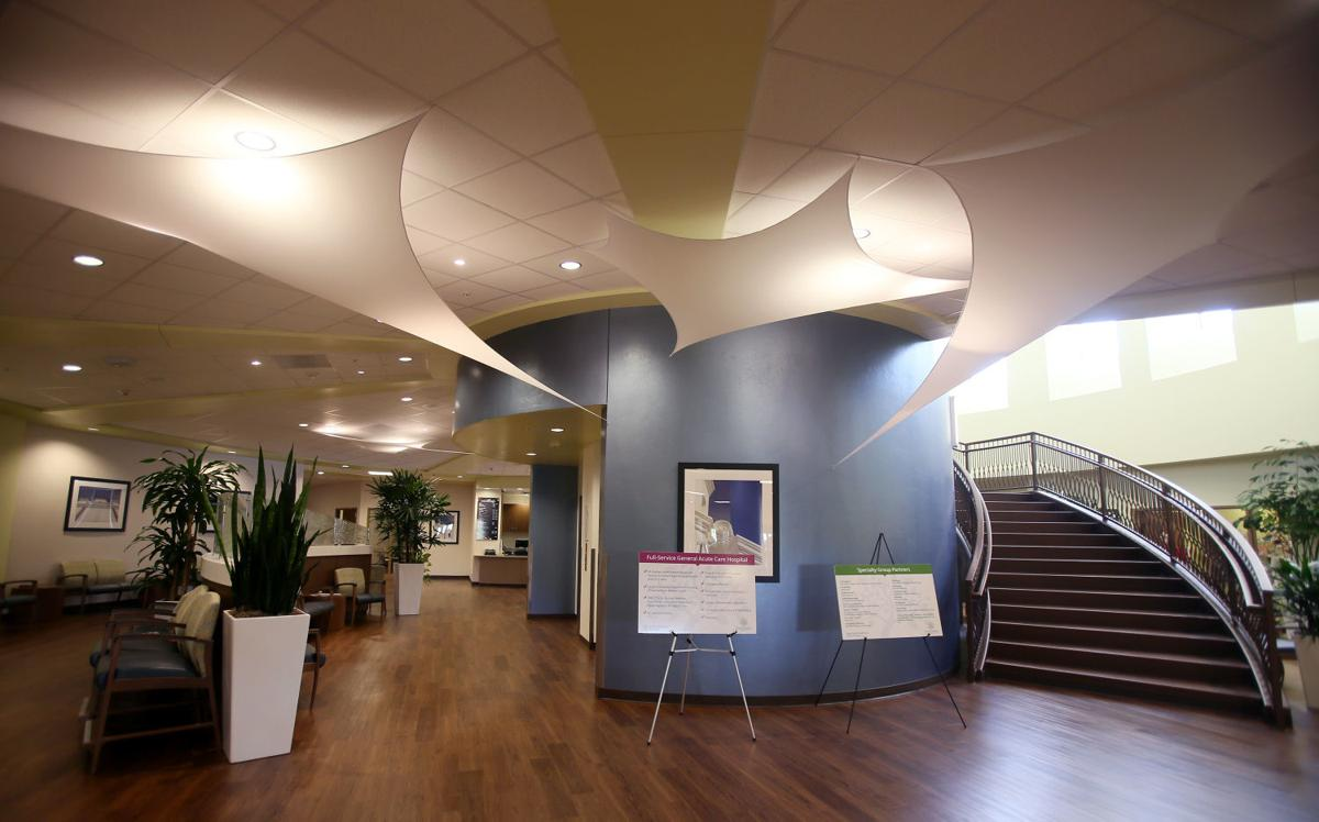 Santa Cruz Valley Regional Hospital