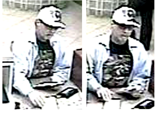 Man sought in Tucson bank robbery
