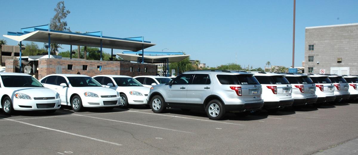 State of Arizona vehicles