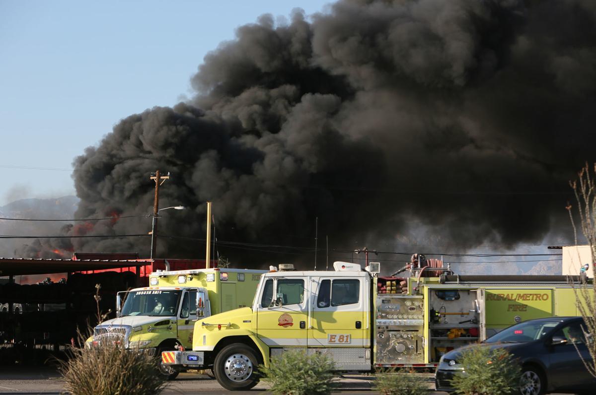 Rural Metro Fire Dept.