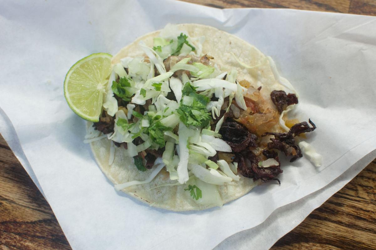 Tania's taco
