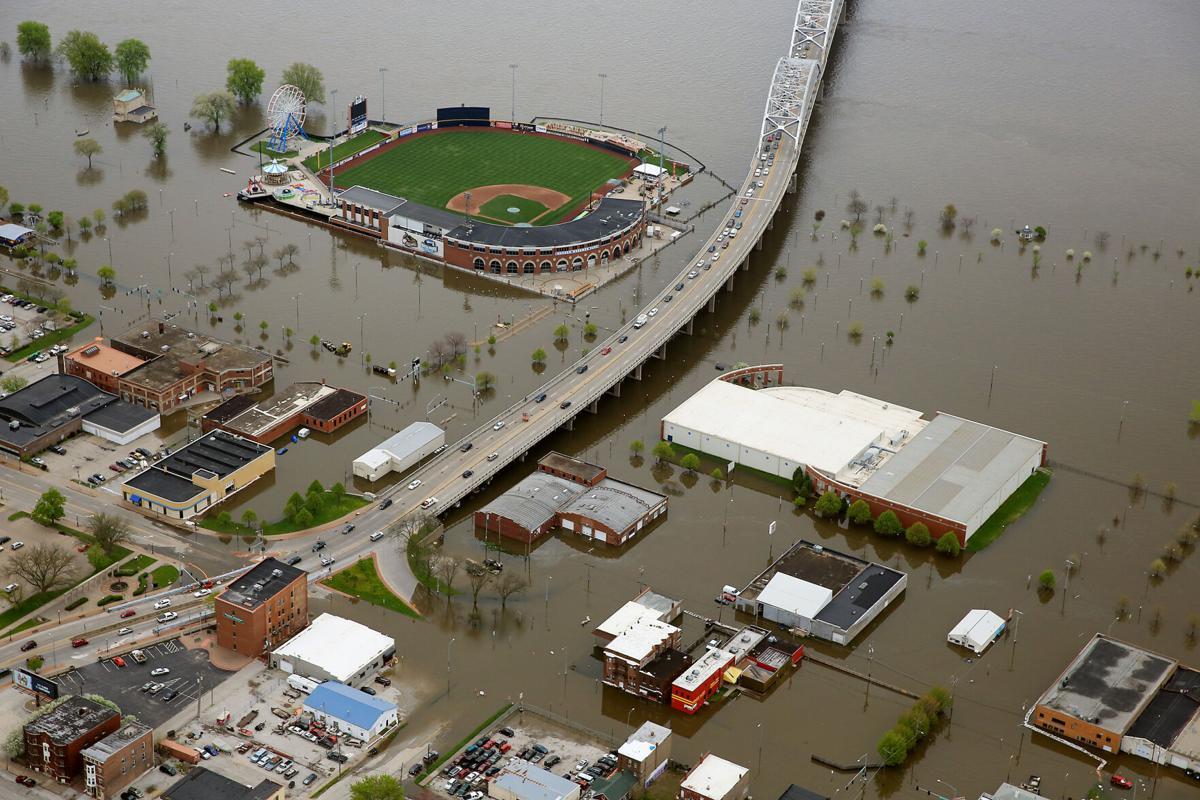 Davenport, flooding