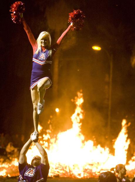 UA Bonfire