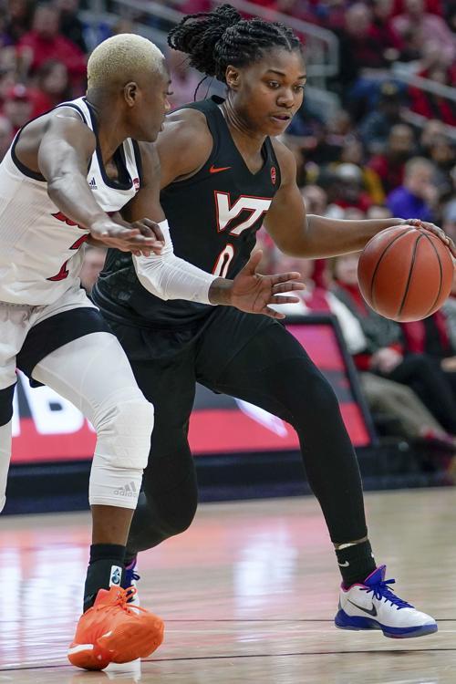 Virginia Tech Louisville Basketball