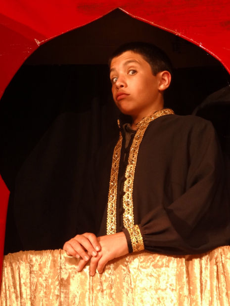 School's 'Aladdin' will feature host of flying effects
