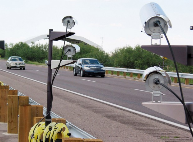 License-plate scanners let gov't track your travels
