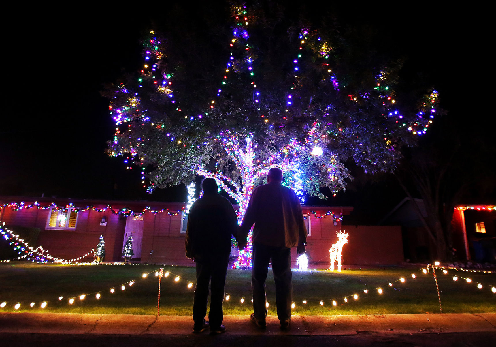 2016 Winterhaven Festival Of Lights