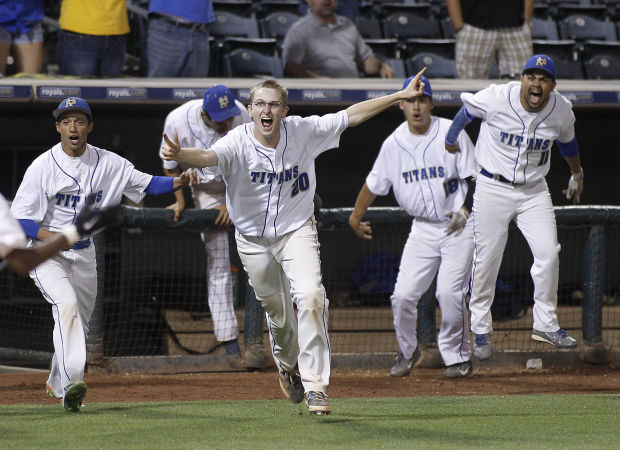 Fountain Hills vs Palo Verde Baseball