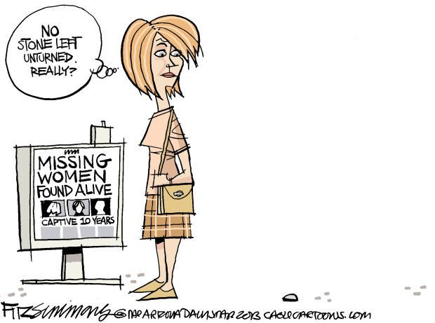 Daily Fitz Cartoon: Missing
