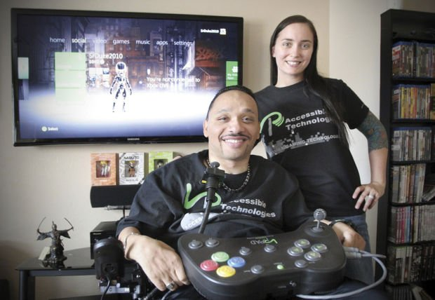 Game Fan Creates Controller For Disabled