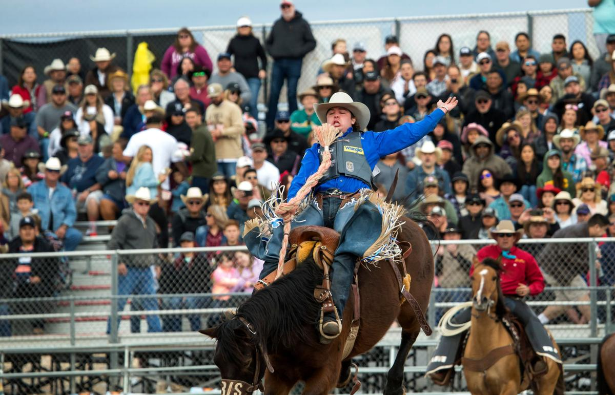 95th Annual La Fiesta de los Vaqueros Tucson Rodeo