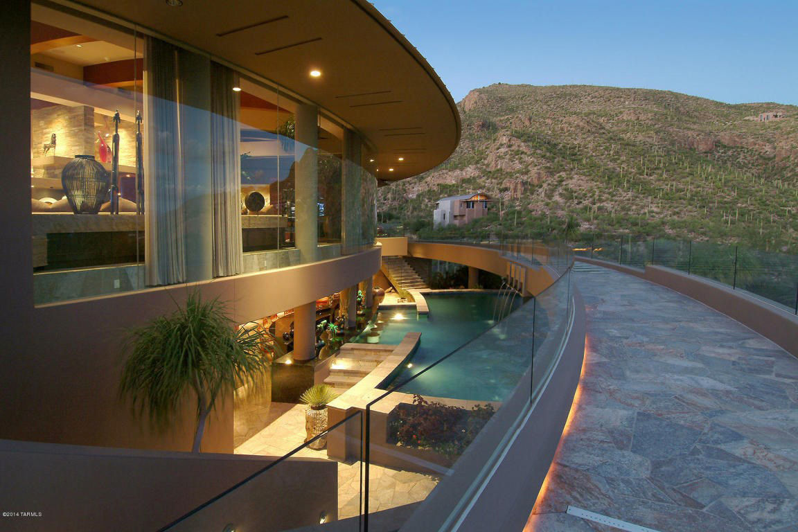 Luxury homes in Tucson: 6960 E Rock Ledge Place