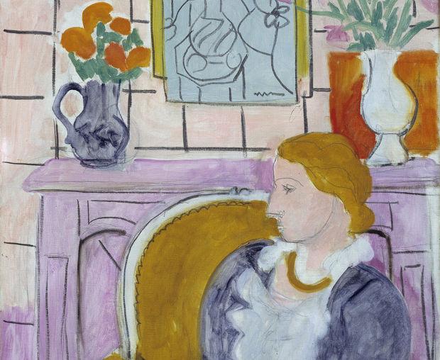 Matisse in Norwegian museum was once Nazi loot