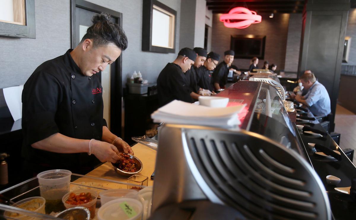 MiAn Sushi and Modern Asian Cuisine